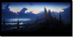 Matte painting 1