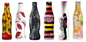 Coca Cola limited editions