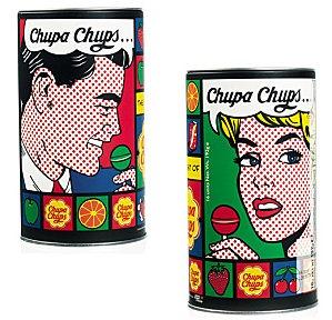 Chupa Chups et Lichtenstein