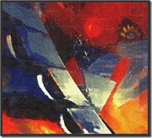 Noëlle Poupardin, paysages abstraits (2)