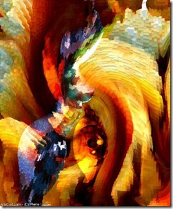 Pierre Lapipe, du fantastique à l'abstraction (2)