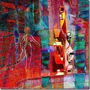 Pierre Lapipe, du fantastique à l'abstraction (3)