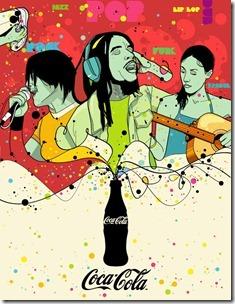Rubens LP Coca-Cola MTV