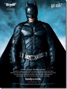 Got Milk - Batman