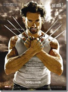 Got Milk - Wolverine