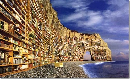 Bibliothèque imaginaire