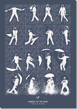 Niege Borges - Singing in the Rain