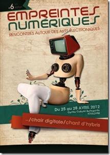 Empreintes numériques 2012