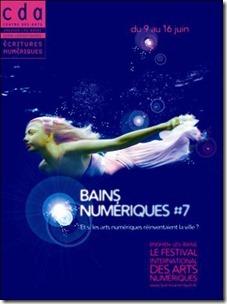 Bains numériques 2012