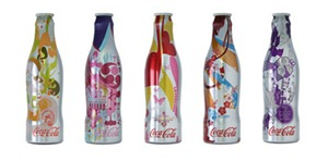 Coca Cola by The Designers Republic